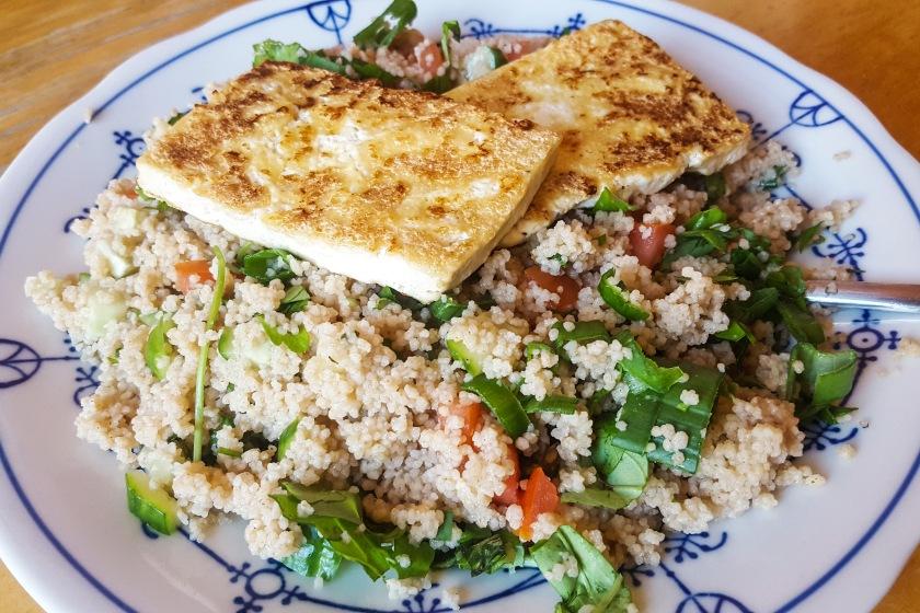 couscous salat vegan