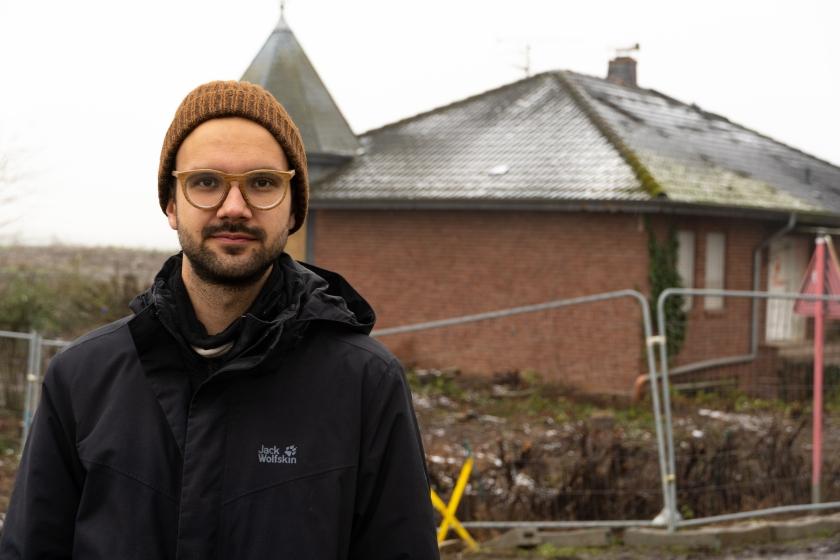 Aktivist Lützerath Keyenberg