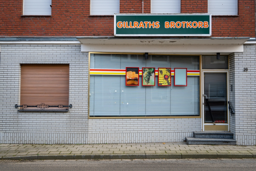 Supermarkt Geisterstadt Keyenberg