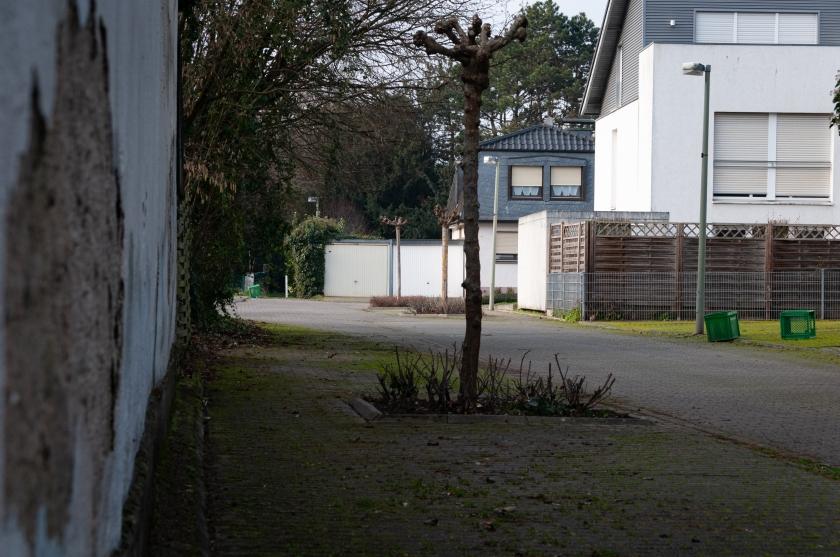 Keyenberg leerstehende Häuser