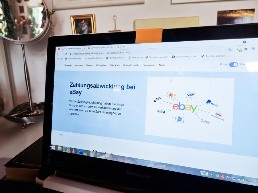 ebay neue zahlungsabwicklung